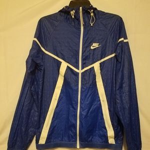 VINTAGE NIKE TECH HYPERFUSE JACKET 642966-480 S